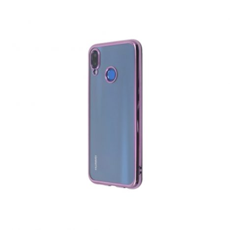 Back-Cover-Mirror-for-Huawei-P20-Lite-Pink-Just-Must