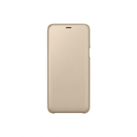WA605CFE-Wallet-cover-for-Galaxy-A6-Plus-2018-Gold-Samsung